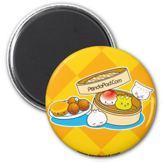 Dim Sum Party magnet (more styles...)