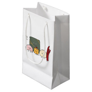 Dim Sum Pork Bao Shaomai Chinese dumpling Buns Bun Small Gift Bag