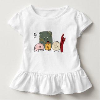 Dim Sum Pork Bao Shaomai Chinese dumpling Buns Bun Toddler T-shirt