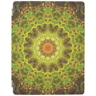 Dimensional Transition Mandala iPad Cover