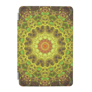 Dimensional Transition Mandala iPad Mini Cover