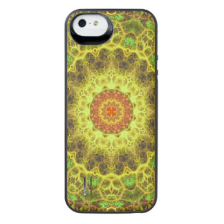 Dimensional Transition Mandala iPhone SE/5/5s Battery Case