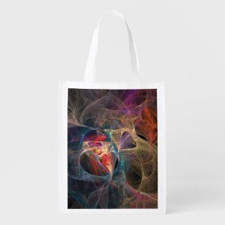 Dimensions Reusable Grocery Bag