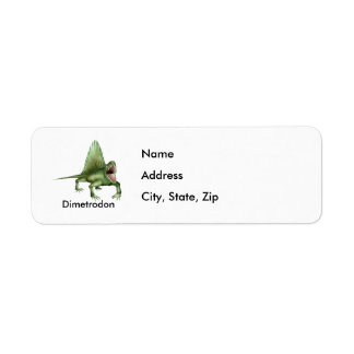 Dimetrodon Return Address Labels