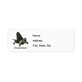 Dimetrodon Custom Return Address Labels