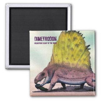 Dimetrodon Magnet