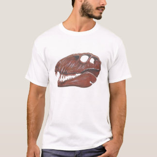 Dimetrodon Skull Tshirt