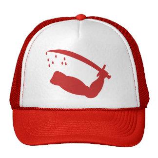 Dimmit's Goliad Flag Hat