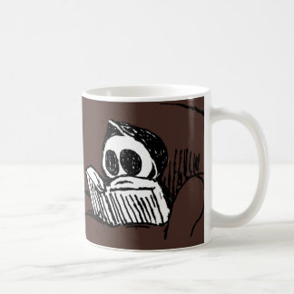 Dimmstown cartoon Dimm character mug