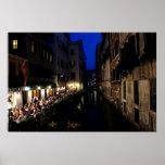 Diner à Venise Posters