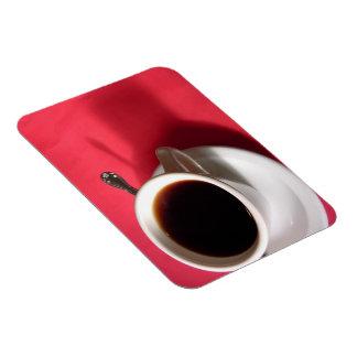 Diner Coffee Rectangular Photo Magnet