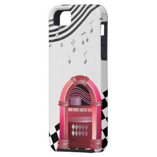 Diner Jukebox iPhone 5 Case