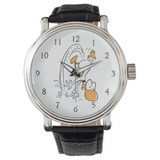 Ding Duck Crash Watch