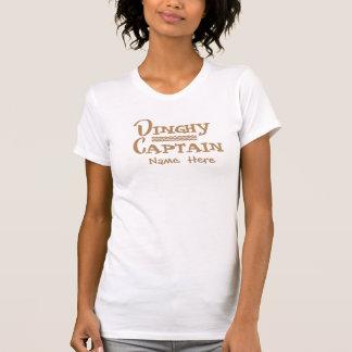 Dinghy Captain Personalized T-Shirt