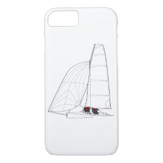 Dinghy Sailing Phone Case