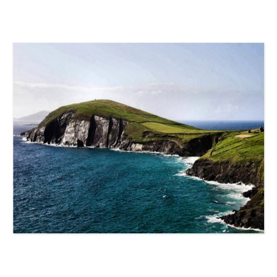 Dingle Peninsula Ireland Postcard