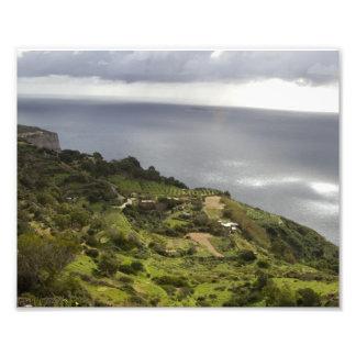 Dingli Cliffs, Malta Photo Print