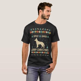 Dingo Christmas T-Shirt