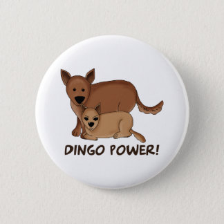 Dingo Power 2 Inch Round Button