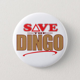 Dingo Save 2 Inch Round Button