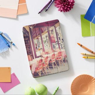 Dining In Paris Al Fresco iPad Air Cover