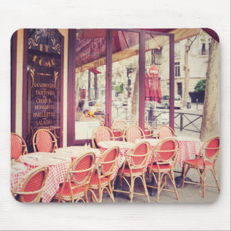 Dining In Paris Al Fresco Mouse Pad