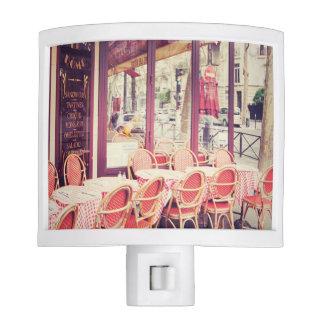 Dining In Paris Al Fresco Nite Lite