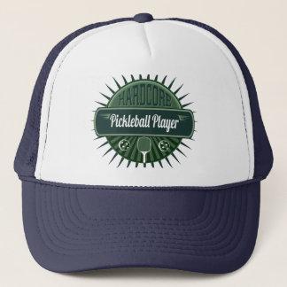 Dink Pickleball Player Retro Vintage Trucker Hat