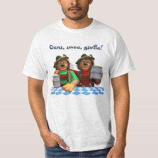 Dinky Bears Bavarian Oktoberfest Bears T-Shirt