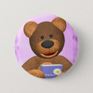 Dinky Bears: Happiness 2 Inch Round Button
