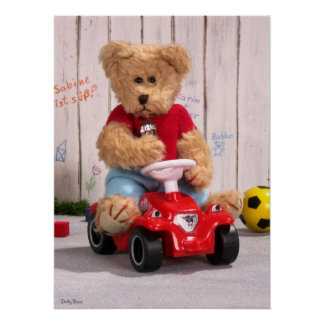 Dinky Bears: Little Boy Poster