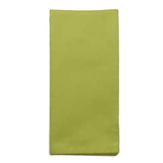 Dinner Napkin in Green Pear