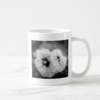 Dinner Plate Hibiscus Coffee Mug