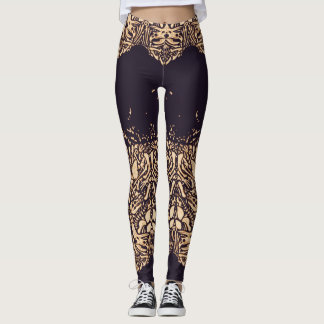 Dino Bones 2 Leggings