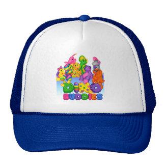 Dino-Buddies™ Baseball Cap – Sunset Scene Trucker Hat