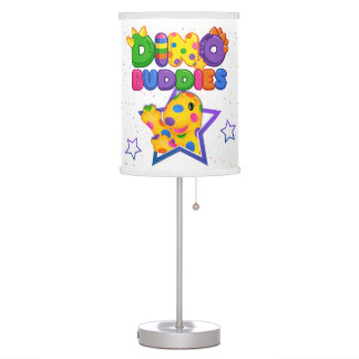 Dino-Buddies™ Lamp – Rollo w/Star Scene