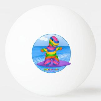 Dino-Buddies™ Ping Pong Ball – Bo Surfing (Blue)