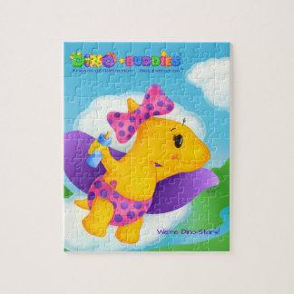Dino-Buddies® Puzzle – Lisi™ - The Baby Buddy