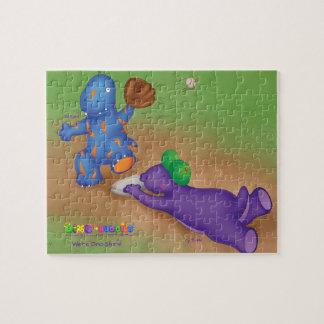 Dino-Buddies® Puzzle – Play Ball!