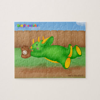 Dino-Buddies® Puzzle – Toss to Trey™!