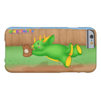 DINO-BUDDIES™ - Trey™ the Triceratops iPhone Case