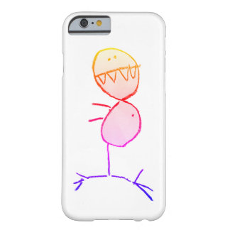 """Dino"" - by Carey Barely There iPhone 6 Case"