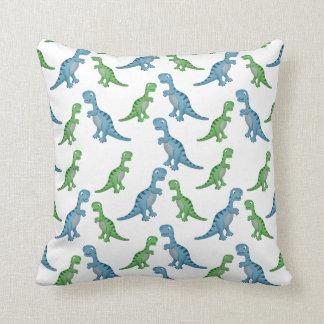 Dino cushion