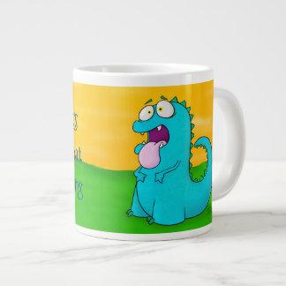 Dino, jumbo mug