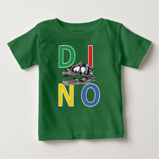DINO - Kelly Green Baby Fine Jersey T-Shirt