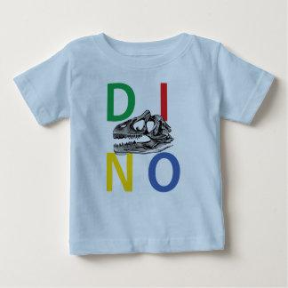 DINO - Light Blue Baby Fine Jersey T-Shirt