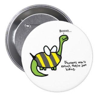 Dino Macaron Rond 7,6 Cm