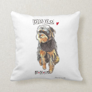 Dino Pillow