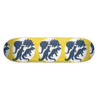 DINO quatre Skateboard