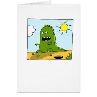 Dino Roar! Card